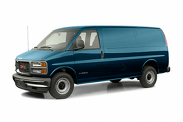 GMC Savana 2500 GMT600 Фургон