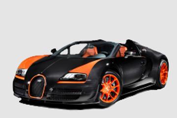 Bugatti EB16.4 Veyron I Targa