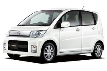 Daihatsu Move Custom IV Facelift Hatchback
