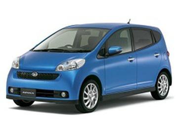 Daihatsu Sonica L275 Hatchback