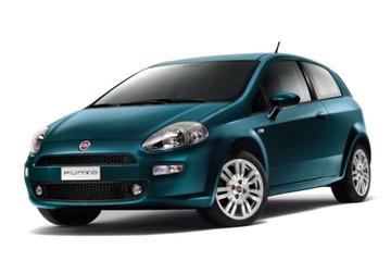 Fiat Punto 199 Facelift Hatchback