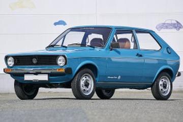 Volkswagen Polo Mk1 Hatchback