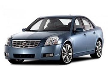 Cadillac BLS GM Epsilon Седан
