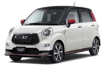 Daihatsu Cast Sport Hatchback