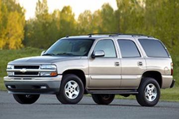 Chevrolet Tahoe II (GMT800) SUV