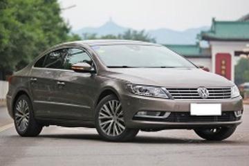 FAW Volkswagen CC II Седан
