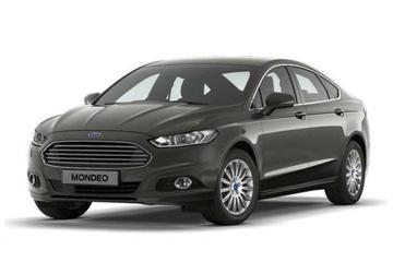 Ford Mondeo MK5 (CD391) Седан