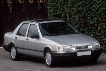 Ford Sierra Facelift Седан