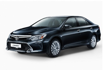 GAC Toyota Camry XV50 Facelift Седан