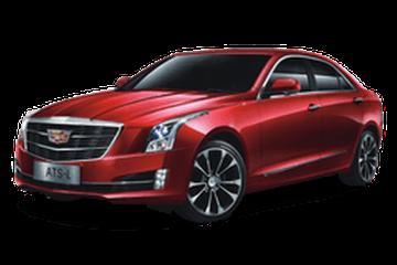 Cadillac ATS-L Седан