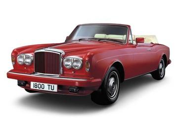 Bentley Continental Convertible