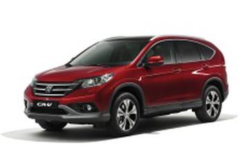 Honda CR-V RM1/RM3/RM4 SUV
