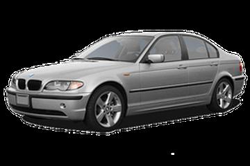 BMW 3 Series IV (E46) Facelift Седан