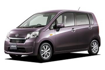 Daihatsu Move LA100S/110S Facelift Hatchback