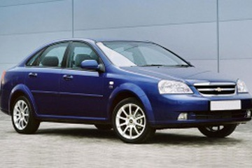 Chevrolet Lacetti J200 Седан