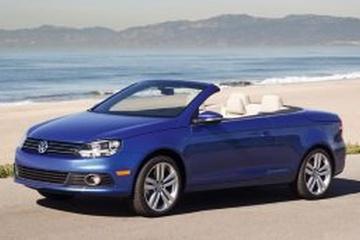 Volkswagen Eos 1F Facelift Convertible