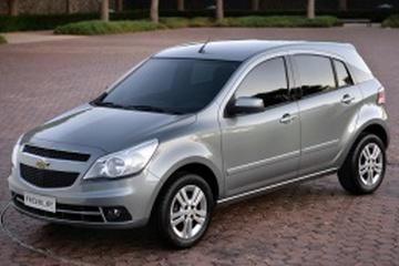 Chevrolet Agile Hatchback
