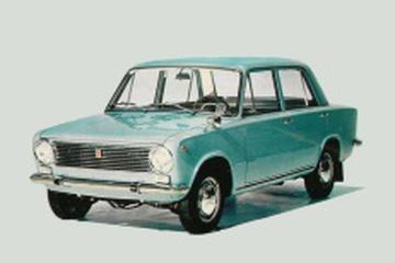 Fiat 124 I Седан