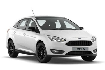 Ford Focus III (C346) Facelift Седан