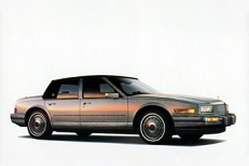 Cadillac Seville K-body III Седан