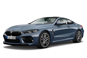 BMW M8 F91/F92/F93 (F92) Купе