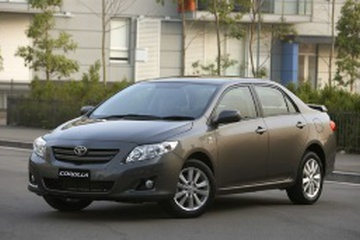 Toyota Corolla X (E150) Седан