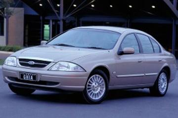 Ford Fairmont AU Седан