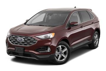 Ford Edge II Facelift SUV