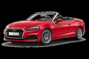 Audi A5 F5 Facelift Convertible