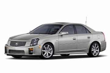 Cadillac CTS-V GM Sigma I Седан