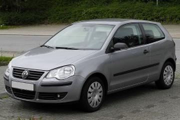 Volkswagen Polo Mk4 Facelift Hatchback