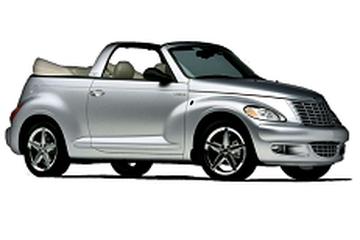 Chrysler PT Cruiser PT Convertible