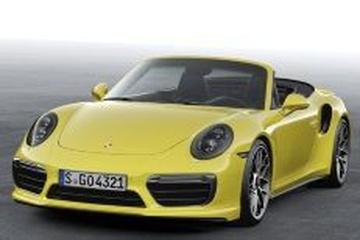 Porsche 911 VIII (991) Facelift Convertible