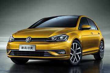FAW Volkswagen Golf Hatchback