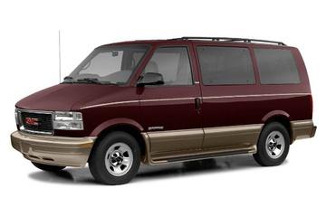 GMC Safari II Passenger Van