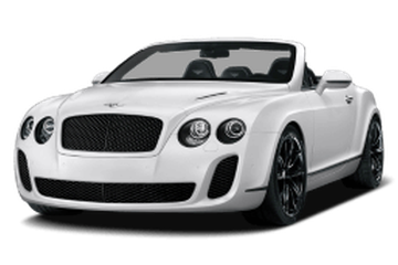 Bentley Continental Supersports I Convertible