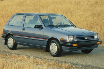 Chevrolet Sprint I Hatchback