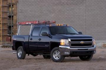 Chevrolet Silverado 2500 II (GMT900) Pickup Crew Cab