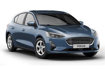 Ford Focus IV (C519) Hatchback