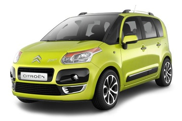 Citroën C3 Picasso Mini MPV