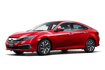 Honda Civic X (FC) Facelift Седан