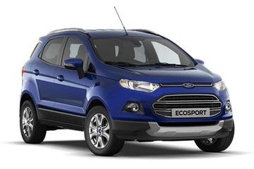 Ford EcoSport II SUV