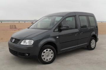 FAW Volkswagen Caddy MPV