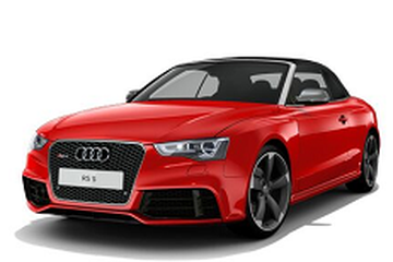 Audi RS5 8T/8F Convertible