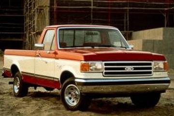 Ford F-150 VIII Pickup Standard Cab
