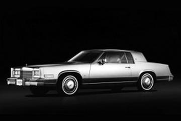 Cadillac Eldorado E-body III Купе