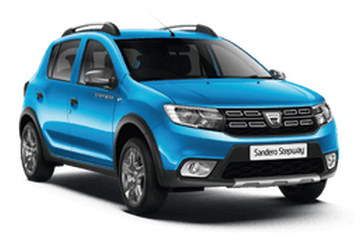 Dacia Sandero Stepway II Facelift Hatchback