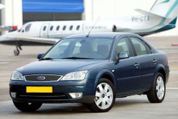 Ford Mondeo MK3 Седан