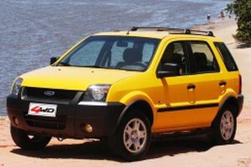 Ford EcoSport I SUV