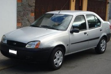 Ford Fiesta Ikon I Седан
